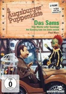 Augsburger Puppenkiste: Das Sams, DVD