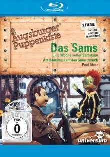 Augsburger Puppenkiste: Das Sams (Blu-ray), Blu-ray Disc