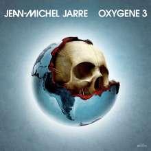Jean Michel Jarre: Oxygene 3 (180g) (Clear Vinyl), LP