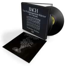 Johann Sebastian Bach (1685-1750): Das Wohltemperierte Klavier 1 & 2 (180g), 6 LPs