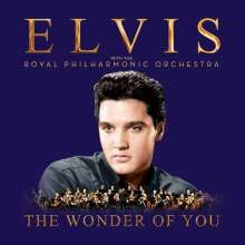 Elvis Presley (1935-1977): The Wonder Of You: Elvis Presley With The Royal Philharmonic Orchestra, CD
