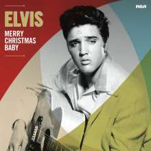 Elvis Presley (1935-1977): Merry Christmas Baby (Limited-Edition) (Colored Vinyl), LP