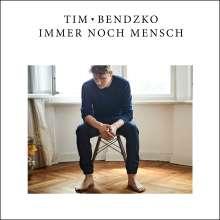 Tim Bendzko: Immer noch Mensch (180g), 1 LP und 1 CD