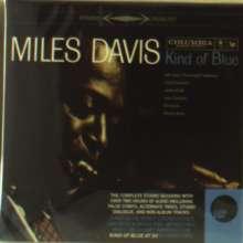 Miles Davis (1926-1991): Kind Of Blue (Classic Album) (Digisleeve), 2 CDs