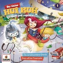 001/Die verschwundene Stunde/Sven will zur Feuerwe, CD