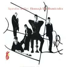 Spandau Ballet: Through The Barricades, 1 CD und 1 DVD