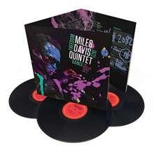 Miles Davis (1926-1991): Miles Davis Quintet - Freedom Jazz Dance: The Bootleg Series Vol.5, 3 LPs