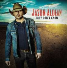 Jason Aldean: They Don't Know, CD