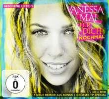 Vanessa Mai: Für dich nochmal (Limitierte Geschenk-Edition), 1 CD und 1 DVD