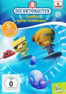 Die Oktonauten (Folge 17) und die Surfer-Schnecken, DVD