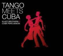 Klazz Brothers & Cuba Percussion - Tango meets Cuba, CD
