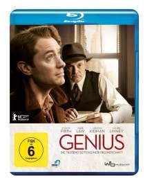 Genius (Blu-ray), Blu-ray Disc