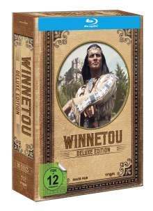 Winnetou (Deluxe Edition) (Blu-ray), 10 Blu-ray Discs