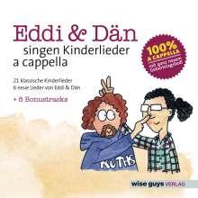 Eddi & Dän singen Kinderlieder a cappella, Vol. 1, CD