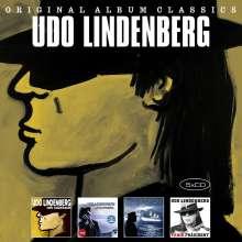 Udo Lindenberg: Original Album Classics, 5 CDs
