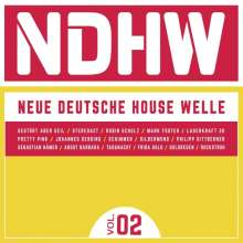 NDHW - Neue Deutsche House Welle Vol.02, 3 CDs