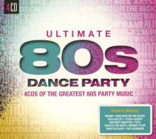 Ultimate... 80s Dance Party, 4 CDs