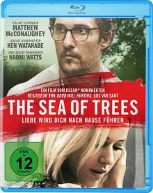 The Sea of Trees (Blu-ray), Blu-ray Disc