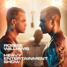 Robbie Williams: The Heavy Entertainment Show, 2 LPs