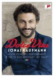 Jonas Kaufmann – Dolce Vita, DVD