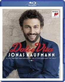 Jonas Kaufmann – Dolce Vita, Blu-ray Disc
