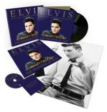 Elvis Presley (1935-1977): The Wonder Of You: Elvis Presley With The Royal Philharmonic Orchestra, 2 LPs, 1 CD und 1 Buch