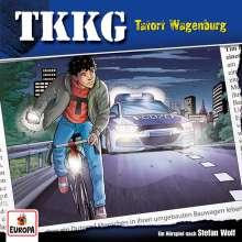 TKKG (Folge 196) - Tatort Wagenburg, CD