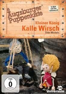 Augsburger Puppenkiste: Kleiner König Kalle Wirsch, DVD