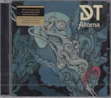 Dark Tranquillity: Atoma, CD