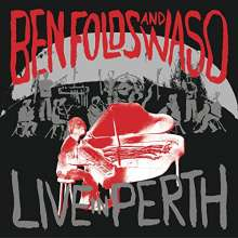 Ben Folds: Live In Perth (remastered), 2 LPs