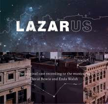 Musical: Lazarus (Original Cast Recording) (180g), 3 LPs