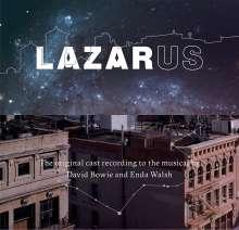 Musical: Lazarus (Original Cast Recording), 2 CDs