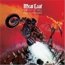 Meat Loaf: Bat Out Of Hell (180g), LP
