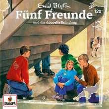 Fünf Freunde (Folge 120) - und die doppelte Erfindung, CD
