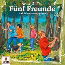 Fünf Freunde (Folge 121) - und die verlassene Jagdhütte, CD