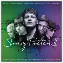 Songpoeten II, 2 CDs