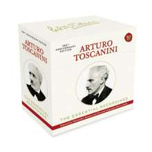 Arturo Toscanini - The Essential Recordings, 20 CDs