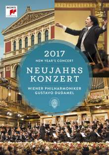 Neujahrskonzert 2017 der Wiener Philharmoniker, DVD