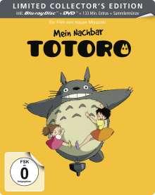 Mein Nachbar Totoro (Blu-ray & DVD im Steelbook), Blu-ray Disc