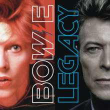 David Bowie: Legacy (The Very Best Of David Bowie) (180g), 2 LPs