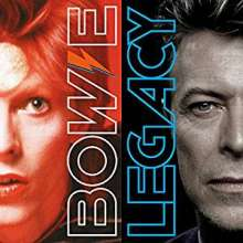 David Bowie: Legacy (The Very Best Of David Bowie), CD