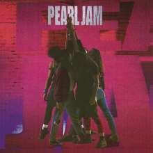 Pearl Jam: Ten (remastered), LP
