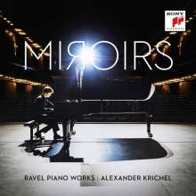Maurice Ravel (1875-1937): Miroirs, CD
