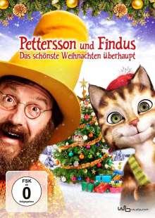 Pettersson & Findus: Das schönste Weihnachten überhaupt, DVD