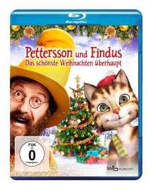 Pettersson & Findus: Das schönste Weihnachten überhaupt (Blu-ray), Blu-ray Disc