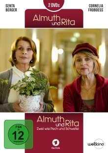 Almuth und Rita / Almuth und Rita - Zwei wie Pech und Schwefel, 2 DVDs