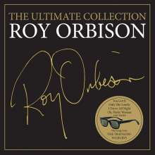 Roy Orbison: The Ultimate Collection, CD