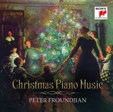 Christmas Piano Music, CD