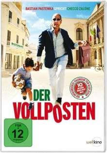 Der Vollposten, DVD