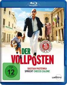 Der Vollposten (Blu-ray), Blu-ray Disc
